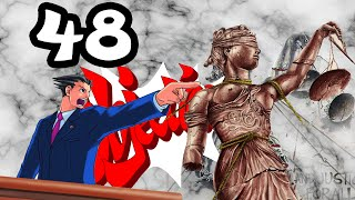 Phoenix Wright: Ace Attorney: Justice For All - Part 48 - Thanks killer!