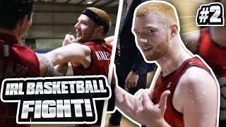 I GOT IN A FIGHT!! IRL BASKETBALL SEASON! (KILLZAMOI KILLERS EPISODE #2)