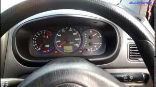 2002 Daihatsu MAX RS L952S Startup