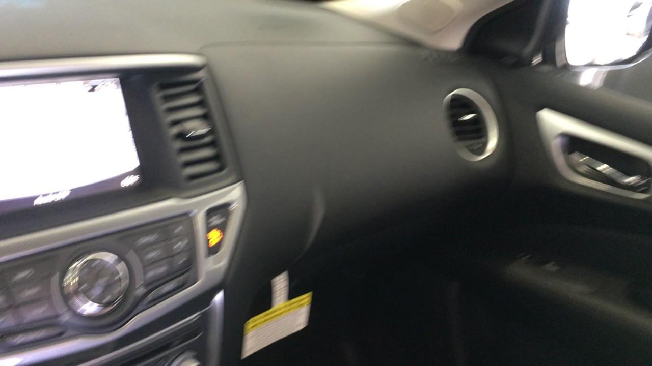 2017 Nissan Pathfinder SL   Gates Nissan Of Richmond