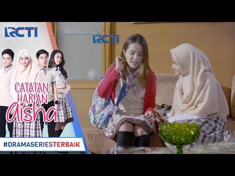CATATAN HARIAN AISHA - Dewi Sepertinya Mulai Nyaman Dengan Aisha [10 Januari 2018]