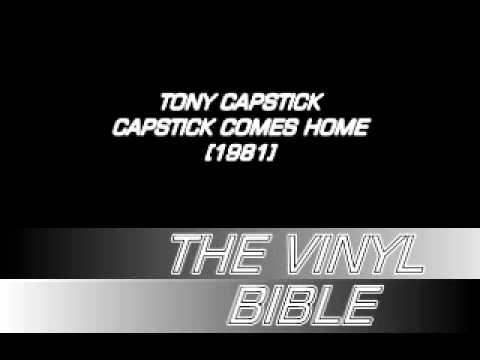 Tony Capstick - Capstick Comes Home [1981] - DINGLE'S