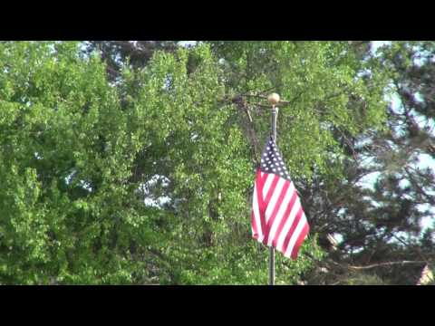 Anti-Anxiety Flag of the United States Blowing in Wind (One Hour Long)