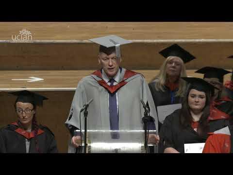 David Moyes – UCLan's new Honorary Fellow