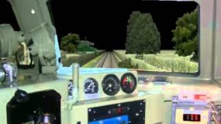OpenBve Indonesia - Kereta Malam