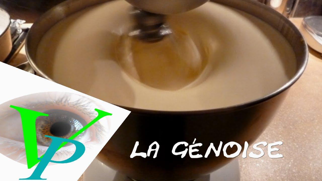 ■♪♥ La génoise ♥♪■