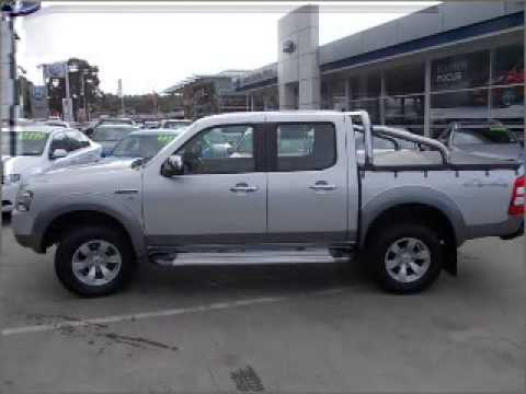2008 ford ranger xlt 4x4 berwick vic - Lifted 2008 Ford Ranger