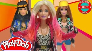 Play Doh Madonna Inspired Costumes  ( I'm Madonna ft. Nicki Minaj )