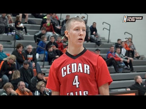 UNI Commit AJ Green Goes Off For 28 Points and 8 Asts Through 3 Quarters in Season Debut!
