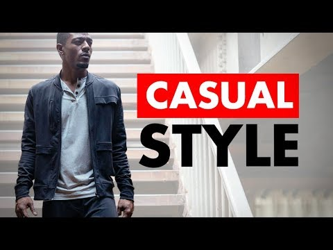 Dress Ultra-Casual With Style? | How To Rock Athleisure Like A Boss