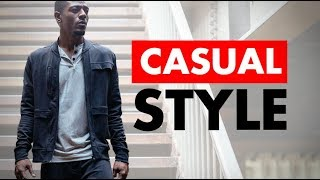 Dress Ultra-Casual With Style? | How To Rock Athleisure Like A Boss thumbnail