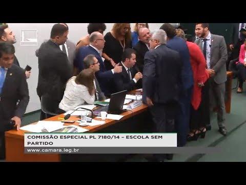 PL 7180/14 - ESCOLA SEM PARTIDO - Discussão e votação do relatório - 04/12/2018 - 15:34