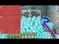 Minecraft But Mining Diamonds Multiplies Health!