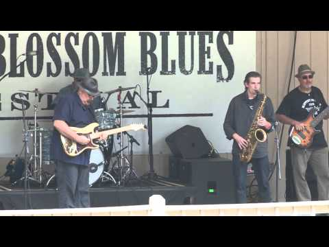 Tas Cru ~ Highway 49 ~ Bean Blossom Blues Fest 2015