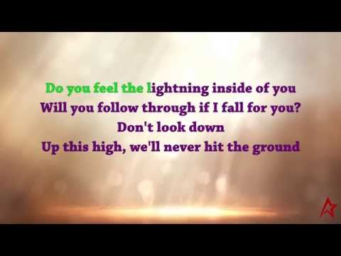 Martin Garrix feat. Usher - Don't Look Down (Karaoke Version)