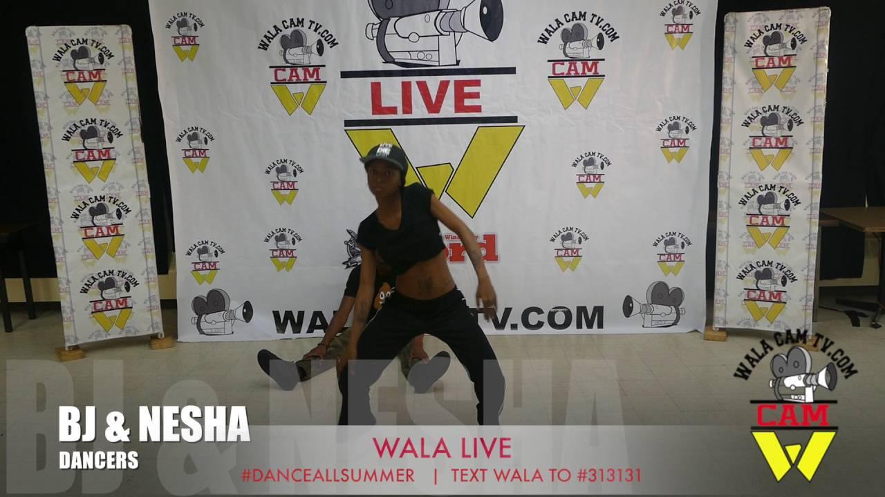 Da War Zone - Dancers - BJ & NESHA  (COUPLES AUDITIONS)