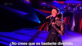 El video no lo grabé yo, solo agregué los subtítulos al español.