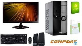 Компьютер для работы и учебы 2014. Готовое решение