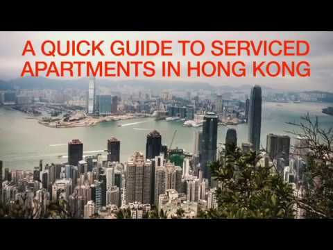 A Quick Guide to Serviced Apartments in Hong Kong
