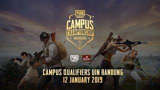 PUBG Mobile Campus Championship - UIN Bandung