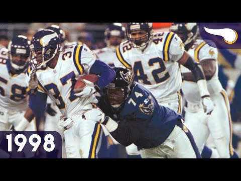 Vikings vs. Ravens (Week 15, 1998) Classic Highlights