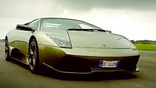 Jeremy & The Stig test the Lamborghini Murcielago | Top Gear