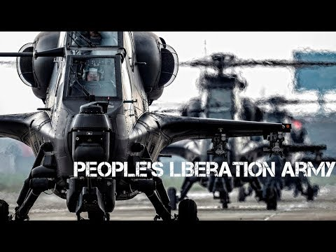 People's Liberation Army 2017 - 中国人民解放军
