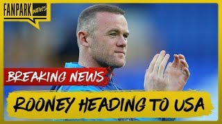 Rooney To MLS | United Draw | Swansea Sack Manager - FanPark News