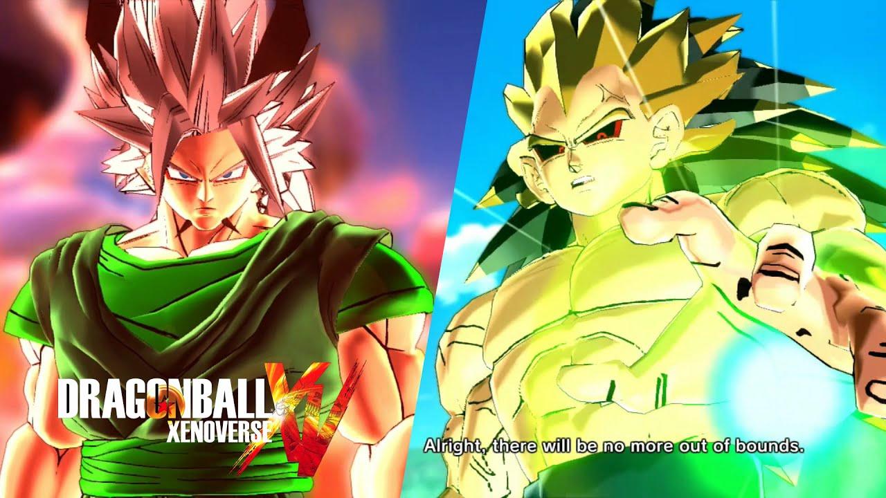 Dragon Ball Xenoverse ...