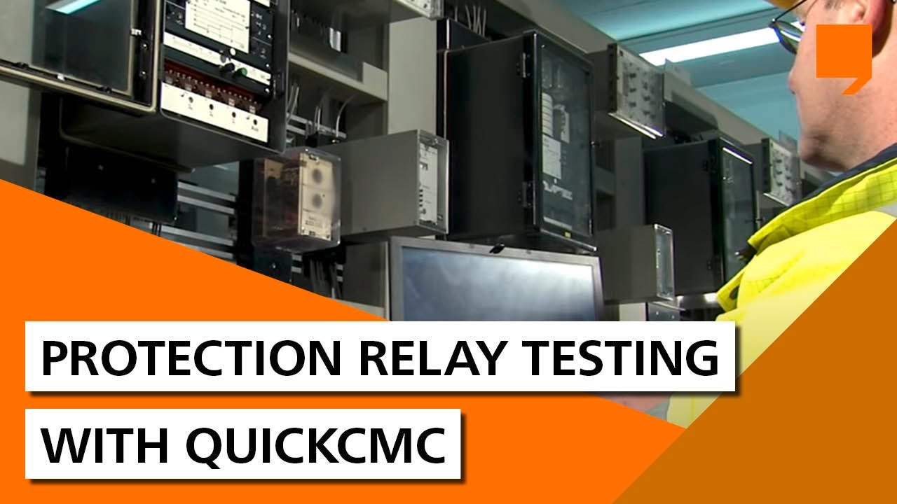 Protection relay testing with QuickCMC YouTube