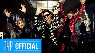 "Gambar cover 2PM ""HANDS UP"" M/V"