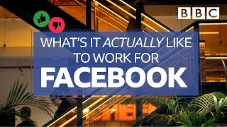 The reality of working for Facebook - BBC