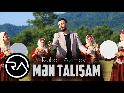 Rubail Azimov - Men Talisham (Official Music Video)