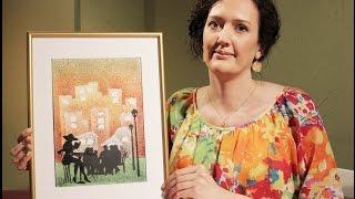 Видео Урок Рисования Картины