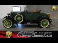 1931 Ford Model A #346-DFW Gateway Classic Cars of Dallas