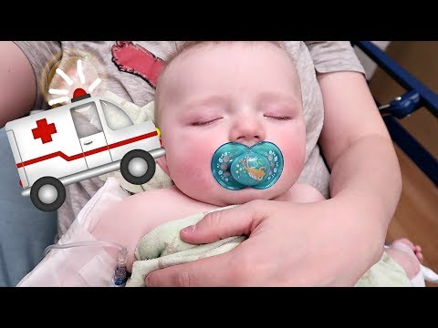 7 MONTH OLD EMERGENCY ROOM SCARE?!