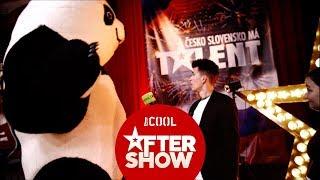 Nasranej panda sundal moderátora – ČESKO SLOVENSKO MÁ TALENT AFTER SHOW 2019