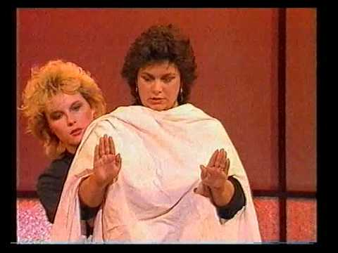 Old French & Saunders Sketch