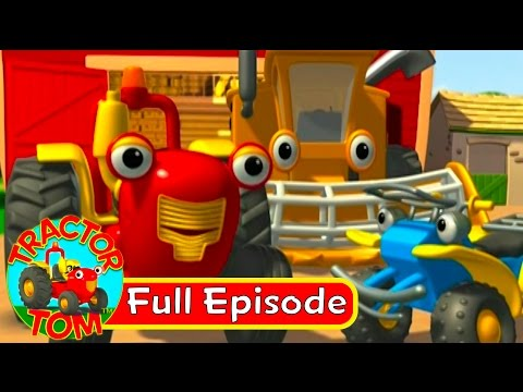 Tractor Tom - 47 A Song for the Farm (full episode - English)