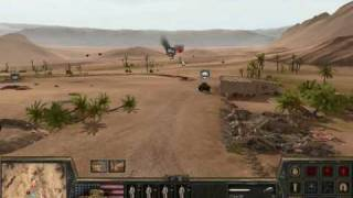 Theatre of War 2: Afrika 1943 Gameplay Trailer #5