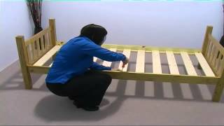 How To Assemble The Verona Design Barcelona Bunk Bed