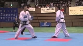 第26回全日本テコンドー選手権大会 個人マッソギ ダイジェスト