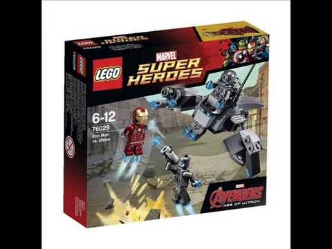 marvel lego 2015 sets