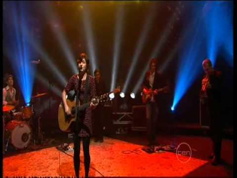 Missy Higgins   Steer   Live On Rove Australia