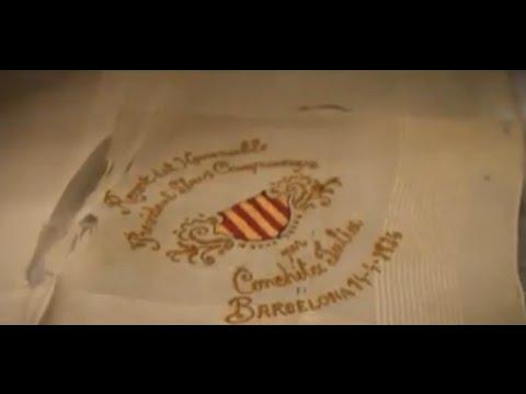 L'història del mocador de Lluís Companys