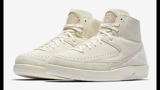 How to style Jordan 2 Retro Decon Sail +  UNBOXING AND REVIEW  + ON FEET