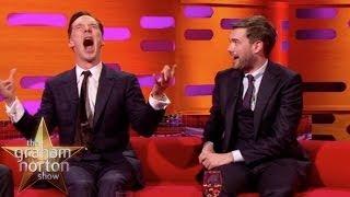 Benedict Cumberbatch's Chewbacca Impersonation - The Graham Norton Show