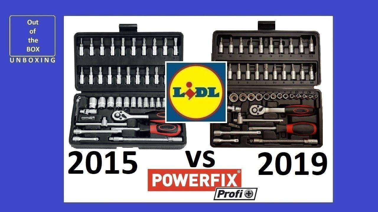 Powerfix bit set 22 piece and 24 Pieces