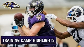 Best Highlights From Training Camp