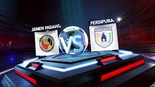Grup B: Semen Padang vs Persipura 2-2* (pen 3-5) - Match Highlights
